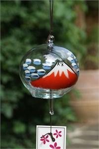 Berg Fuji Glas Klangspiel