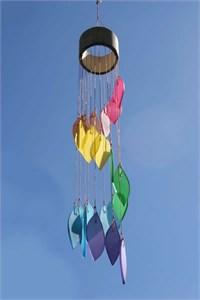 Blattspirale:  Regenbogen