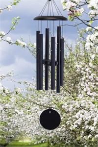 Corinthian Bells, 69cm, schwarz