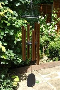 Woodstock Bells of Paradise (mittel), Bronze